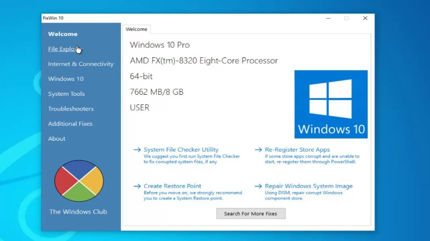 free applications for Windows 10